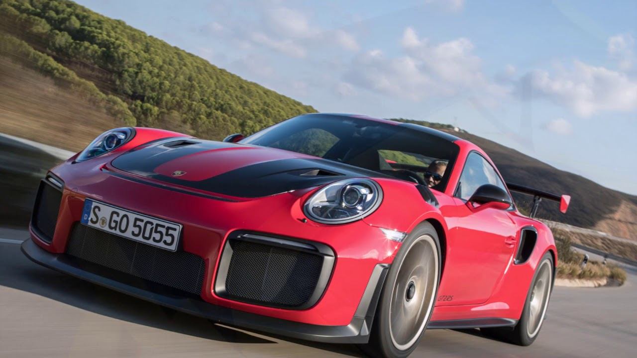 News - 2018 Porsche 911 GT2 RS First Views: The Ultimate 911