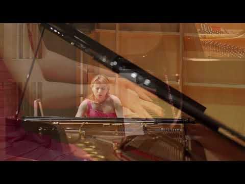 2016 NTD International Piano Competition. Outstanding Performance Winner. Elizaveta Ivanova