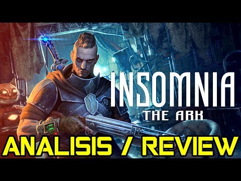 NUEVO FALLOUT ? | INSOMNIA: THE ARK | ANÁLISIS - REVIEW - GAMEPLAY