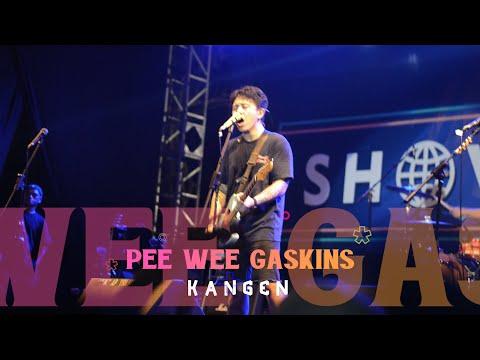 PEE WEE GASKINS - KANGEN, LIVE AT JEC