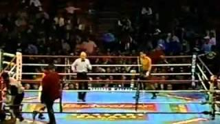 Oscar De La Hoya vs Miguel Angel Gonzalez - 3/4