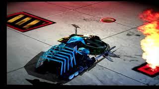 Robot Wars: Arenas of Destruction Playstation 2 Gameplay