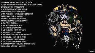 Anime Remixes (Full Album)