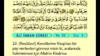 Fatih Çollak 3.cüz (Komple Video Hatim).mp3