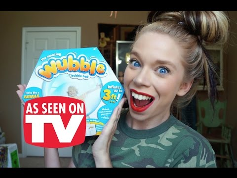 WUBBLE BUBBLE - DOES THIS THING REALLY WORK?