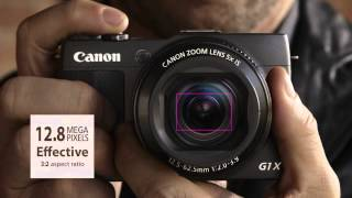 PowerShot G1X Mark II | First Look Compact Camera Review
