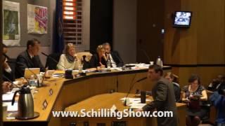 Jason Kessler confronts Vice Mayor Wes Bellamy