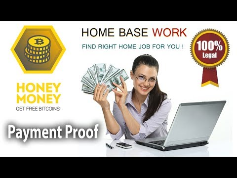 Honey Money App -  new simple captcha job with payment proof..{no need investment}