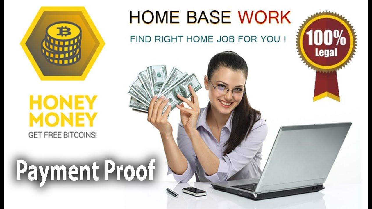 Honey Money App - new simple captcha job with payment proof..{no ...