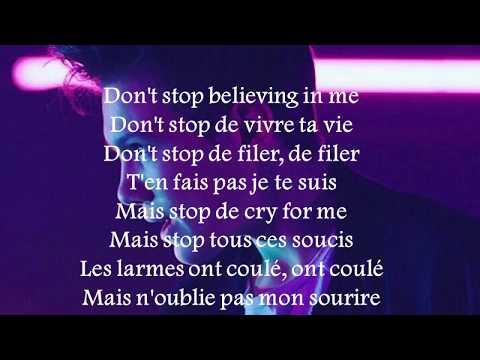 Don't Stop   Lenni-Kim (paroles/lyrics)