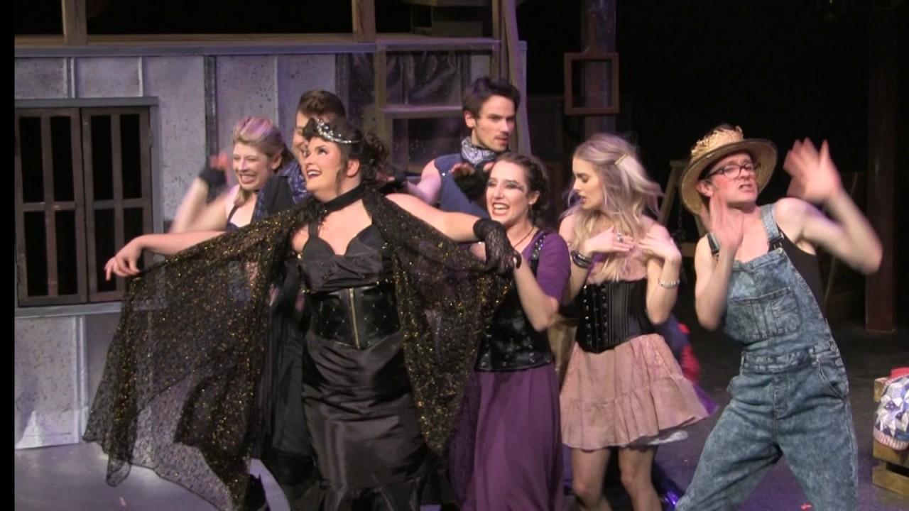 The Robber Bridegroom Jenny Wiley Theatre