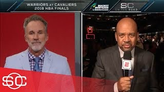 Michael Wilbon: Kevin Durant 'couldn't ask for a better script' | SportsCenter | ESPN