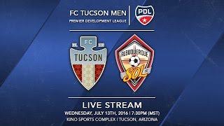 FC Tucson vs Albuquerque Sol F.C. full match