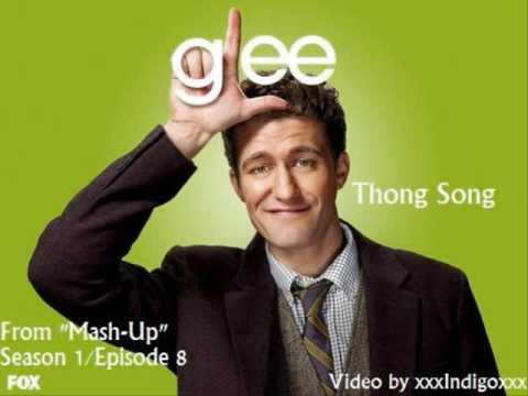 Glee: Thong Song
