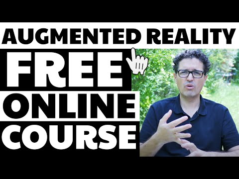 ✅ AUGMENTED REALITY COURSE & Certification 🥇 Get Certified Fast & Easy! 【Courses10.com】⭐⭐⭐⭐⭐