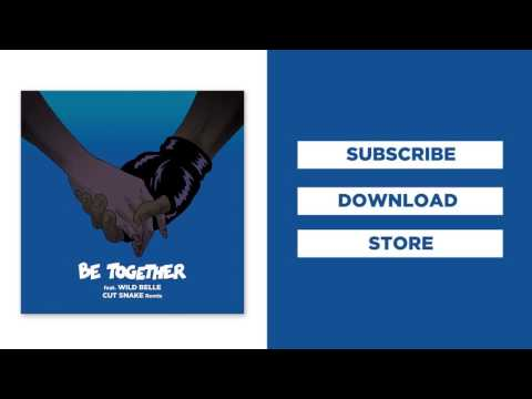 Major Lazer - Be Together (feat. Wild Belle) (Cut Snake Remix) (Official Audio)