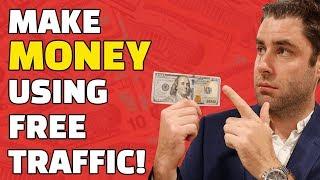 How to make money online with affiliate marketing using my free traffic method! favorite ways money! full ecom training + mentorship 👉https://ecom...