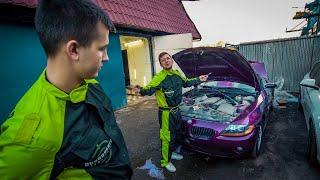 Вадим пересел на BMW