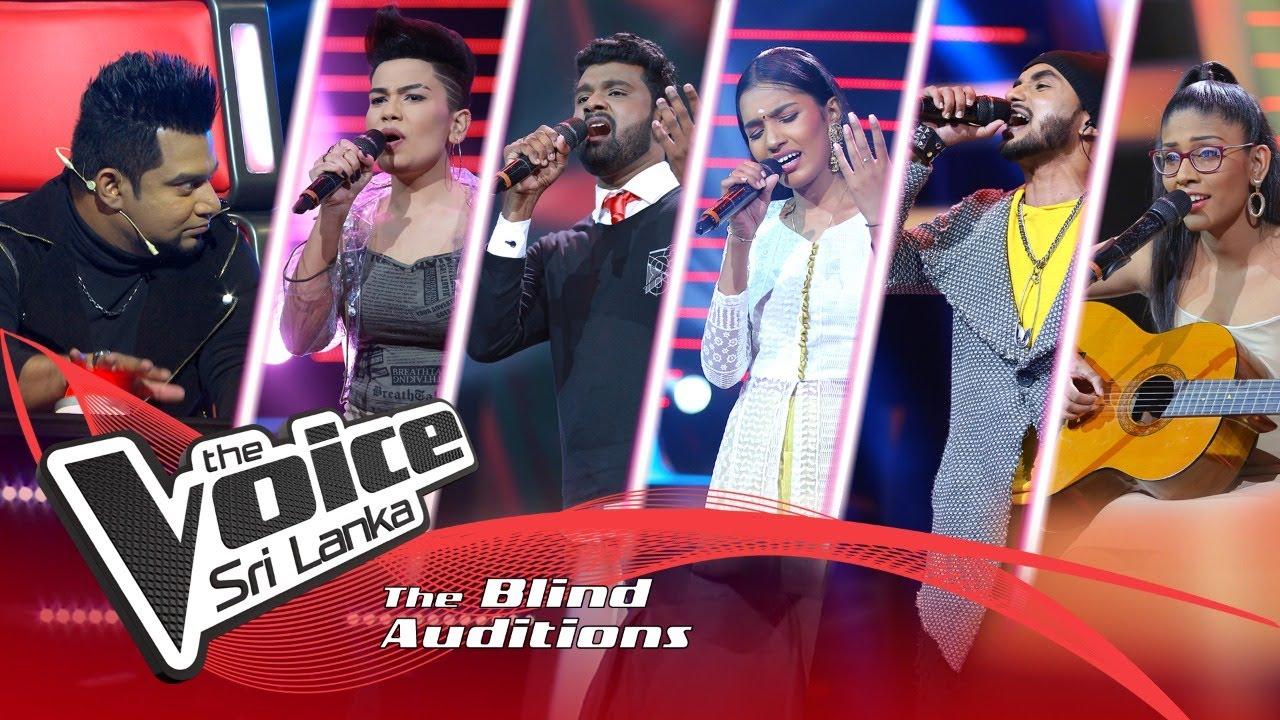 මේ සති අන්තයේ The Voice Sri Lanka | සති අග රාත්රී 08.30 ට
