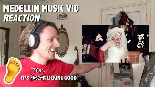 Reaction - Madonna & Maluma 'medellín' Music