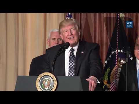 Trump Energy Executive Order l Roger Wicker For Senate