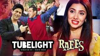 Shahrukh-Salman Together In TUBELIGHT, Mahira Will Promote Raees From Pakistan
