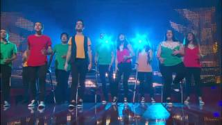 TV3 - Oh Happy Day - Cançó del Lladre - Music Vox - OHD6