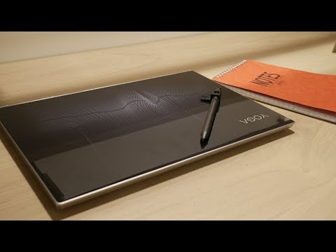 Lenovo Yoga 920 Vibes Video Review