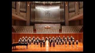 mendelssohn auf flgeln des gesanges by china children s choir of beijing 孟德爾頌 乘著歌聲的翅膀 北京中央少年兒童合唱團