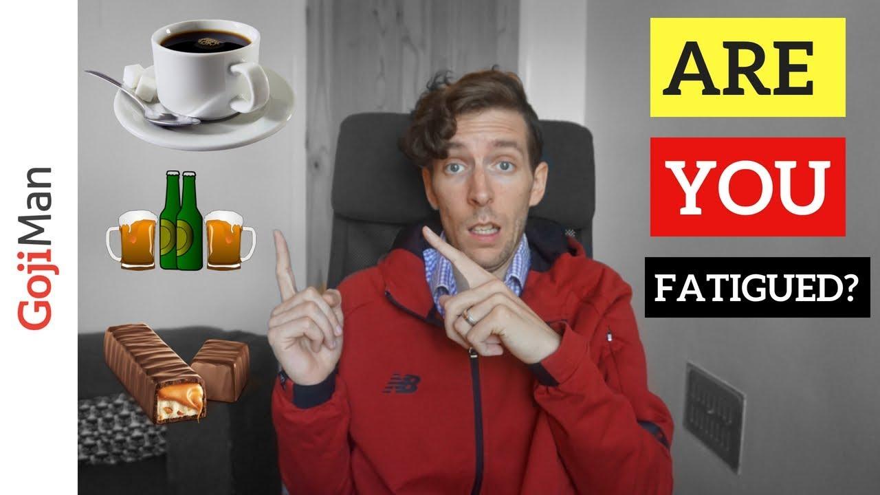 Vegan Adrenal Fatigue - How To Fix It Fast!