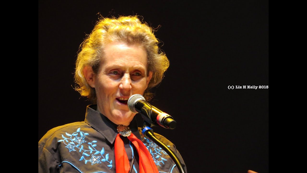 Autism Advocate Temple Grandin shares job ideas for autistic at