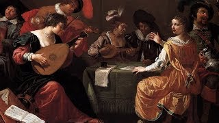 H. Purcell (1659-1695) vs. R. de Visee (1650-1725). Classical guitar V. Sharii