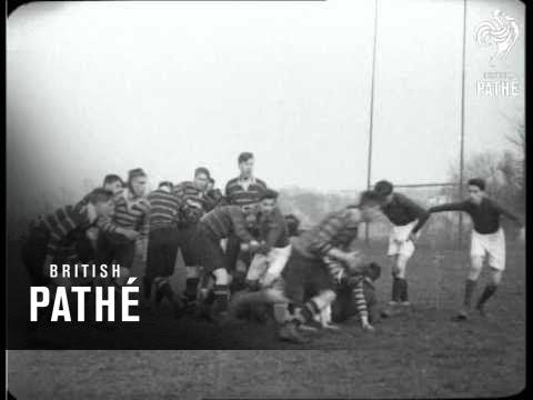 Woolwich: Sport Entente Cordiale (1921)
