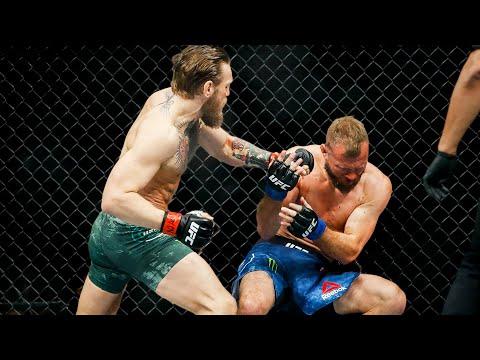 Конор Макгрегор Против Дональда Серроне! /  ПОЛНЫЙ БОЙ UFC 246!
