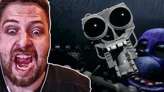 Der SECRET Jumpscare ! | Creepy Nights at Freddys