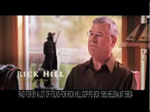 Rick Hill for Governor: Believe