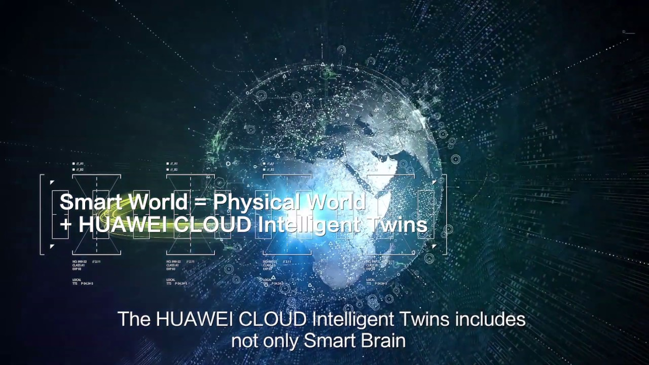 Huawei Cloud EI Intelligence Twins