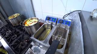Ремонт фритюрниці / Repair fryer, video review.