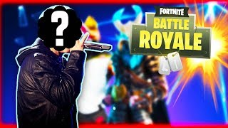 Most Talented Fortnite Player! - Beatboxing, Freestyling & LoopPad