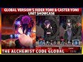 Fate Stay Night Global's Rider Yomi Unit Showcase (The Alchemist Code)