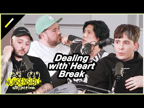 Dave (데이브) Opens Up About Fear Of Rejection Ft. Monster Woo & Saul Goode   NS Ep. #1 Highlight