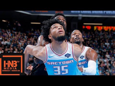 Sacramento Kings vs Phoenix Suns Full Game Highlights | 02/10/2019 NBA Season