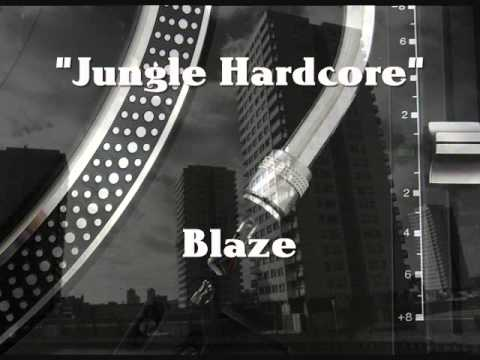 "Live Studio Jungle Hardcore Mix ""Jungle Hardecore"""