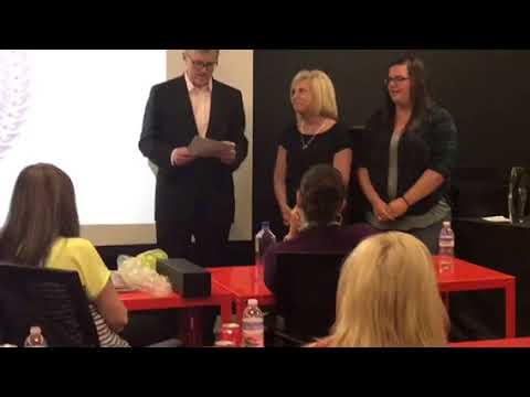 David Watkins Receives President's Club Award
