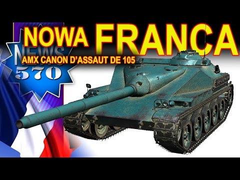 Forfiter! Popatrz jaka franca! NEWS - World of tanks