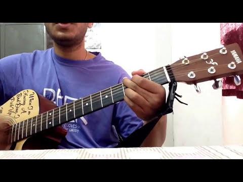 O Sanam | Lucky Ali | Guitar Chords Lesson