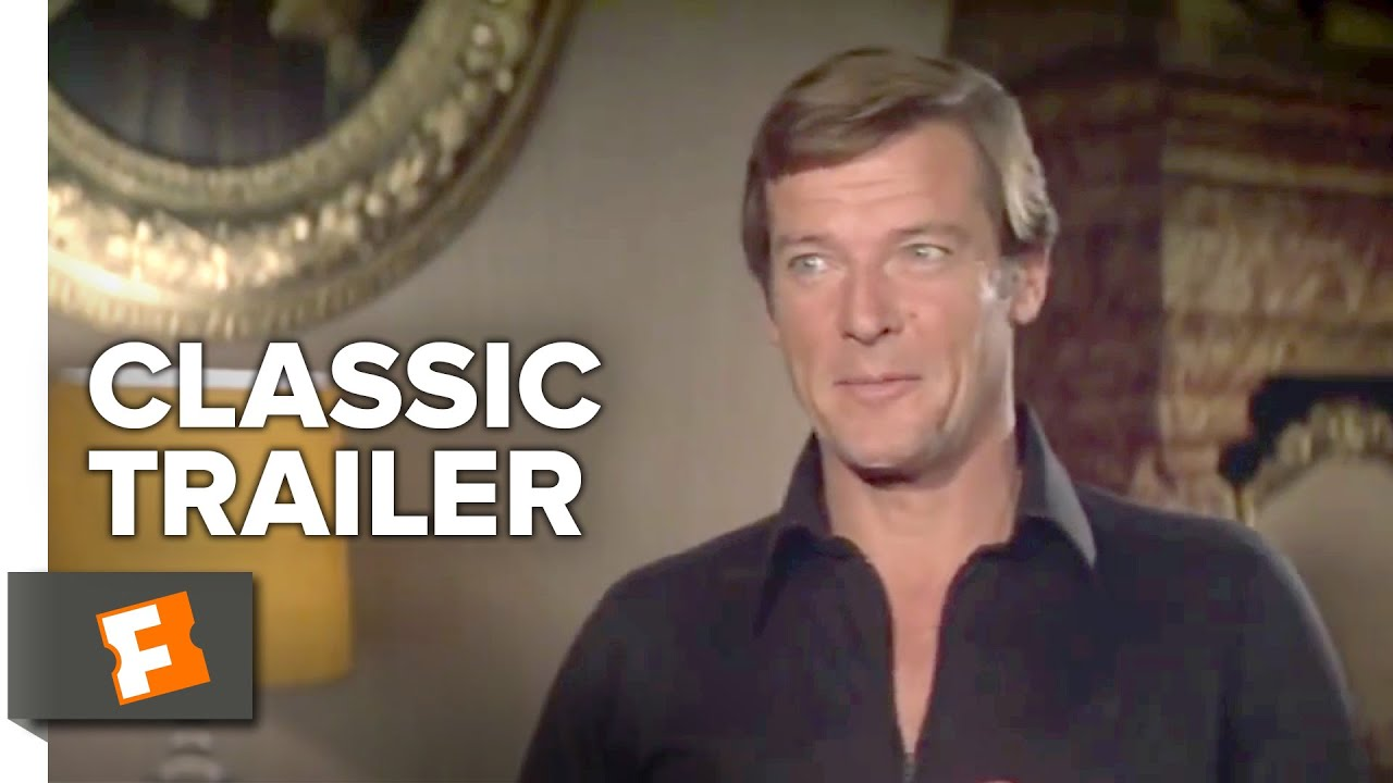 Moonraker 1979 Official Trailer Roger Moore James Bond Movie Hd