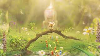 Relaxing Music from Pikmin Series