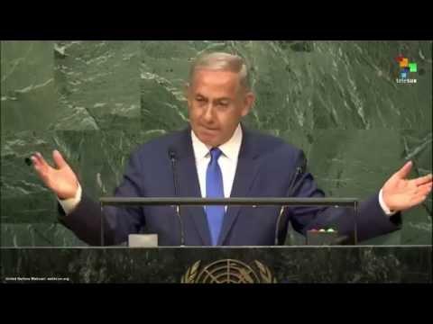 UN Speeches: Israeli Prime Minister Benjamin Netanyahu