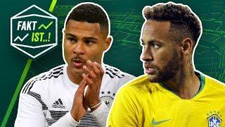 Gnabry, Sané, Havertz - Beginn des Umbruchs? Wer ist Deutschlands Neymar? Nations League Roundup